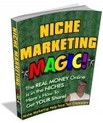 Thumbnail Niche Marketing Magic! - With Master Resale Rights
