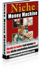 Thumbnail Niche Money Machine - With Resell Rights