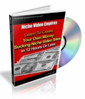 Thumbnail Niche Video Empires - With Master Resale Rights