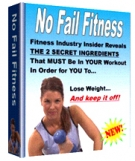Thumbnail No Fail Fitness - With Giveaway Rights