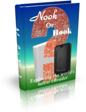 Thumbnail Nook or Book - With Master Resell Rights