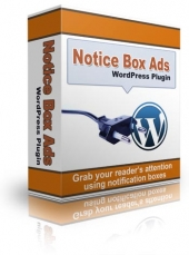 Thumbnail WordPress Notice Box Ads Plugin - With Personal Use Rights