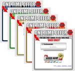 Thumbnail One Time Offer Templates V3 - With Private Label Rights