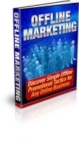 Thumbnail Offline Marketing - With Master Resale Rights