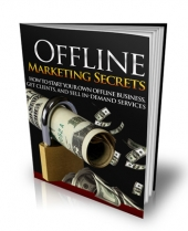 Thumbnail Offline Marketing Secrets - With Master Resale Rights