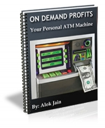 Thumbnail On Demand Profits - With Master Resale Rights