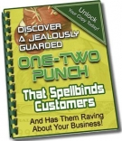 Thumbnail One-Two Punch That Spellbinds Customers - With Master Resale Rights
