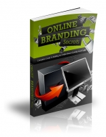 Thumbnail Online Branding Secrets - With Master Resale Rights