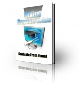 Thumbnail Online Degrees Guide - With Private Label Rights