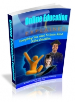 Thumbnail Online Education Explained - With Master Resale Rights