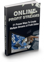 Thumbnail Online Profit Streams - With Master Resell Rights