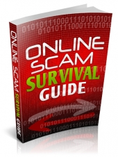 Thumbnail Online Scam Survival Guide - With Private Label Rights