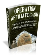 Thumbnail Operation Affiliate Cash - With Master Resale Rights