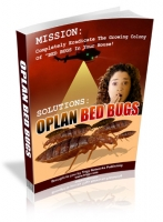 Thumbnail Oplan Bed Bugs - With Master Resale Rights