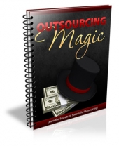 Thumbnail Outsourcing Magic - With Master Resale Rights