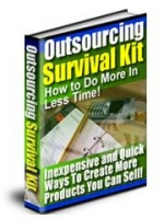 Thumbnail Outsourcing Survival Kit - With Master Resale Rights
