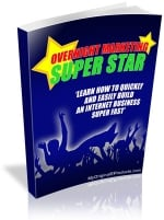 Thumbnail Overnight Marketing Superstar - With Master Resale Rights
