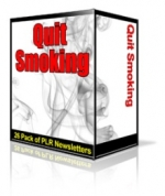 Thumbnail Quit Smoking Niche Newsletters