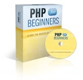 Thumbnail PHP For Beginners With Master Resale Rights