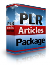 Thumbnail PLR Articles Package Part 1 - With Private Label Rights