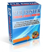 Thumbnail PLR Poster - With Personal Use Rights