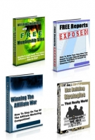 Thumbnail PLR Special 4 Pack - With Private Label Rights & Master Resell Rights