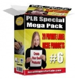 Thumbnail PLR Special Mega Pack - With Private Label Rights