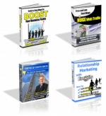 Thumbnail 4 Pack PLR eBooks With Private Label Rights