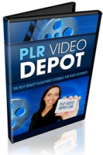 Thumbnail PLR Video Depot Bonus