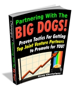 Thumbnail Partnering With The Big Dogs! With Master Resale Rights