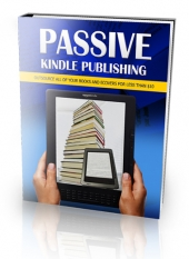 Thumbnail Passive Kindle Publishing - With Master Resell Rights
