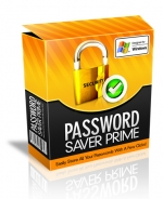 Thumbnail Password Saver Prime - With Master Resale Rights