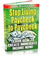 Thumbnail Stop Living Paycheck To Paycheck - With Giveaway Rights