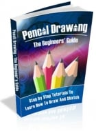 Thumbnail Pencil Drawing - The Beginners' Guide With Master Resale Rights