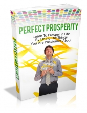 Thumbnail Perfect Prosperity - With Master Resale Rights