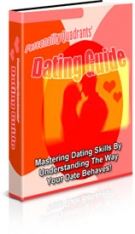 Thumbnail Personality Quadrant's Dating Guide With Private Label Rights