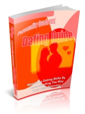Thumbnail Personality Quadrants' Dating Guide - With Private Label Rights