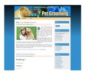 Thumbnail Pet Grooming Templates - With Private Label Rights