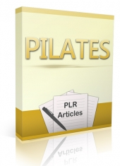 Thumbnail 10 Pilates Articles - With Private Label Rights