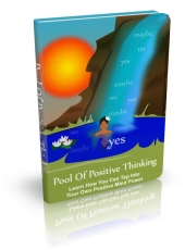 Thumbnail Pool Of Positive Thinking - With Master Resell Rights