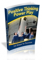 Thumbnail Positive Thinking Power Play - With Master Resale Rights