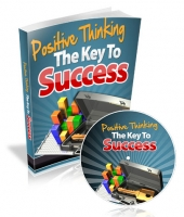 Thumbnail Positive Thinking - The Key to Success - With Master Resell Rights