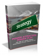 Thumbnail Power Attraction, Power Play! - With Master Resale Rights