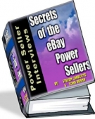 Thumbnail Secrets of the eBay Power Sellers - With Resell Rights