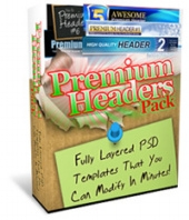 Thumbnail Premium Headers Pack