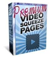 Thumbnail Premium Video Squeeze Pages