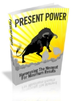 Thumbnail Present Power - With Master Resale Rights