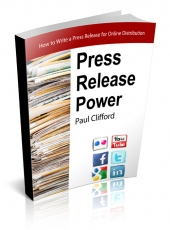 Thumbnail Press Release Power With Master Resale Rights