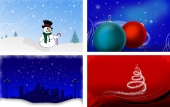 Thumbnail Pretty Christmas Graphics - With Master Resale Rights