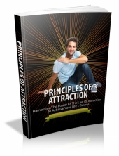 Thumbnail Principles Of Attraction - With Master Resale Rights